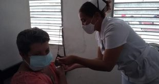 anti-covid vaccination in cabaiguán, sancti spiritus, cuba