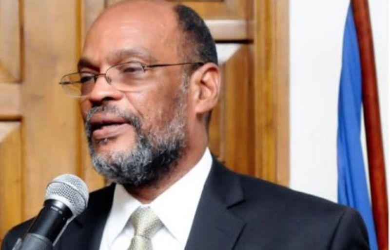 ariel-henry-haitian prime minister