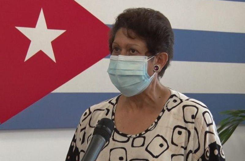 cuba minister of education ena elsa velazquez