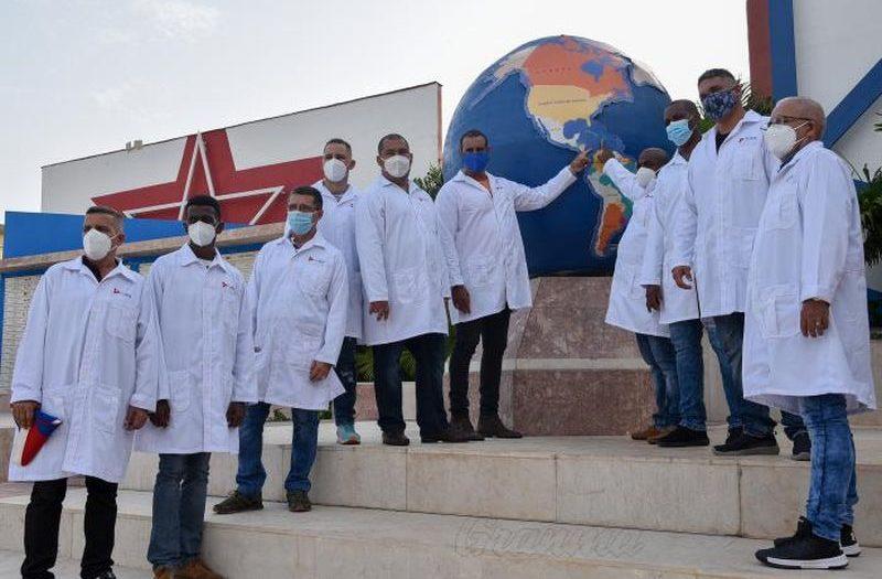 cuba sends more doctors to haiti