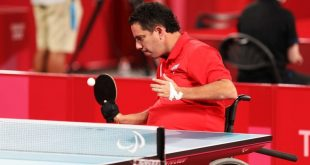 cuban paralympic athlete yunier fernandez izquierdo