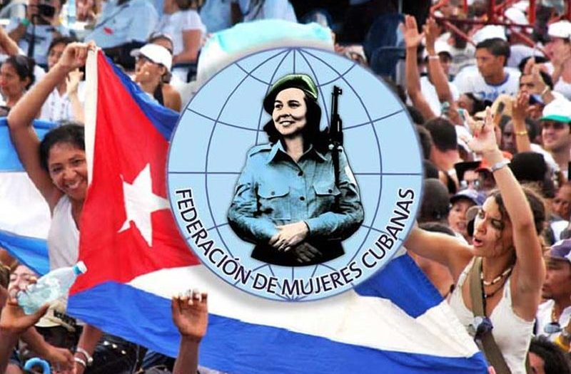 cuban women's federation turns 61