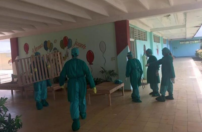 educational facilities turned