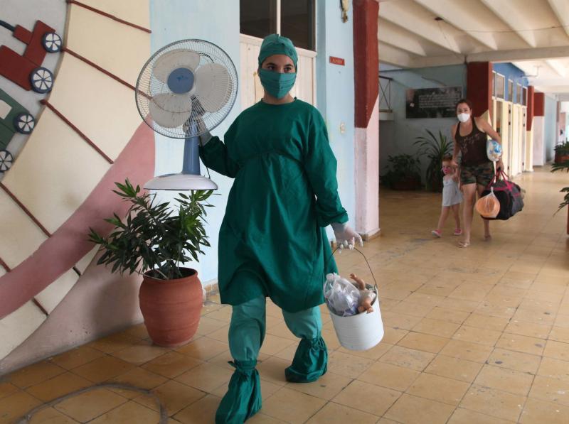 educational-facility-turned-into-pediatric-hospital-in-sancti-spiritus