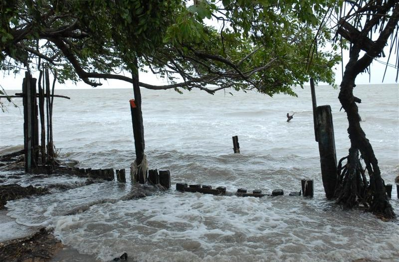 hurricane hits tunas de zaza in sancti spiritus, central cuba