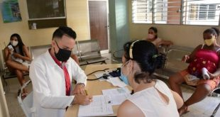 vaccination with abdala in the municipality of sancti spiritus, central cuba