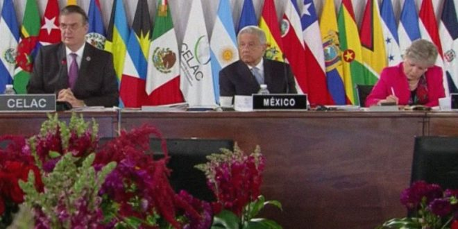 6th celac summit in mexico