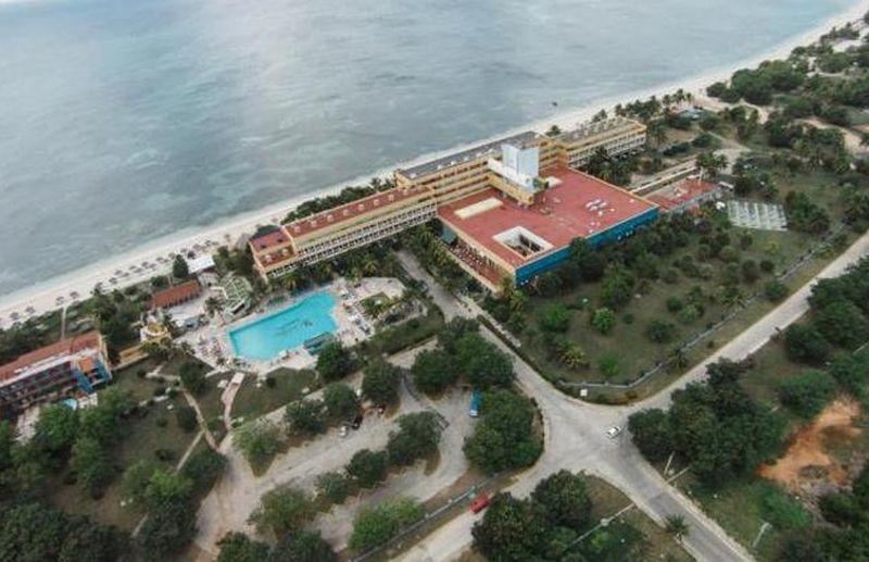 ancon peninsula in trinidad, sancti spiritus, cuba