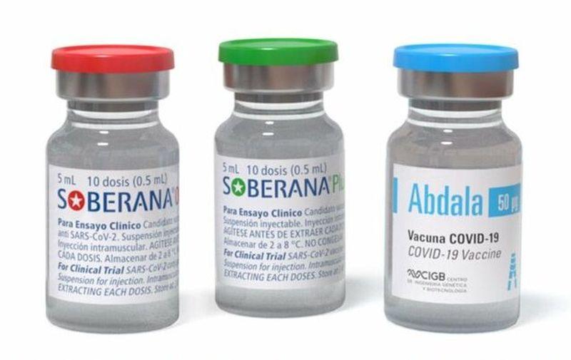 anti covid vaccines developed in cuba