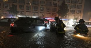 flash flood emergency in nueva york after ida