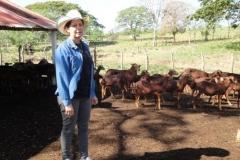 Women present in agriculture tasks. (Photo: Vicente Brito / Escambray).